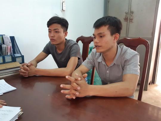 Chém lìa chân một thanh niên vì cho rằng chửi bố nuôi - Ảnh 2.