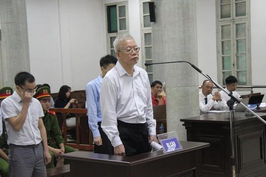 VKS đề nghị phạt cựu chủ tịch PVTEX từ 27-29 năm tù - Ảnh 1.
