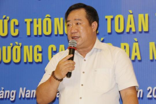 VEC nói về trách nhiệm nếu có tai nạn trên cao tốc Đà Nẵng – Quảng Ngãi - Ảnh 3.