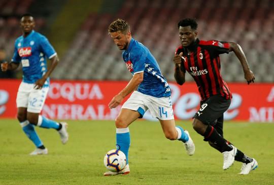 Đối đầu AS Roma: Cơ hội cuối cho HLV Gattuso - Ảnh 1.