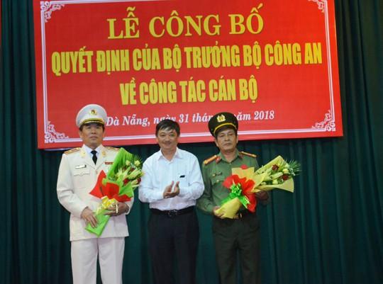 Thiếu tướng Vũ Xuân Viên làm giám đốc Công an Đà Nẵng thay ông Lê Văn Tam - Ảnh 3.