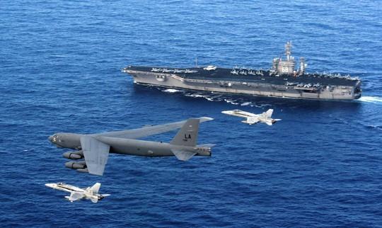 Cần mặt trận kiên quyết ở biển Đông - Ảnh 1.