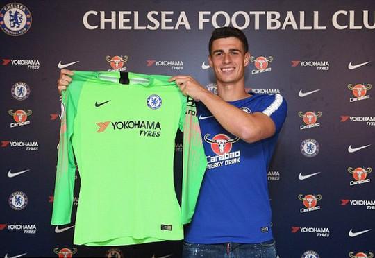 Kepa Arrizabalaga chính thức gia nhập Chelsea với giá kỷ lục - Ảnh 2.