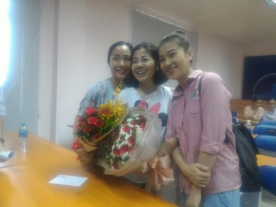 Diễn viên Mai Phương đã xuất viện - Ảnh 1.