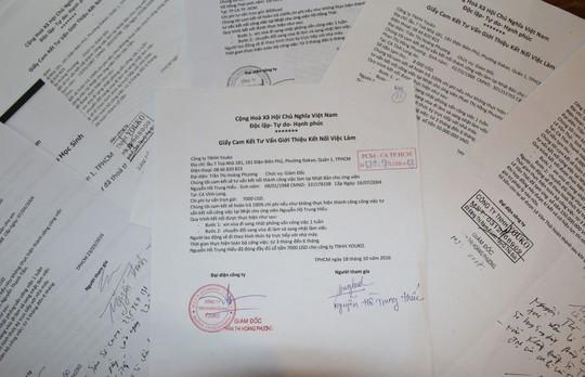 (ĐIỀU TRA) Lao động Việt kêu cứu từ đất khách (*): Nhiều thủ đoạn, khuất tất - Ảnh 1.