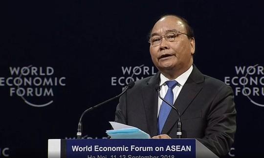 Khai mạc WEF ASEAN: Đề xuất ASEAN hòa mạng di động một giá cước - Ảnh 3.