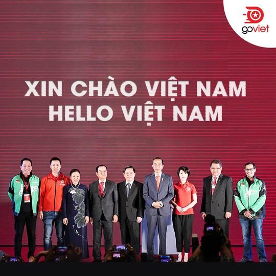 Go-Viet ra mắt tại Hà Nội, giá 1.000 đồng/ cuốc xe dưới 6 km - Ảnh 1.