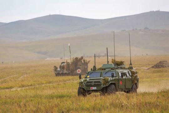 Nga công bố hình ảnh cuộc tập trận khủng Vostok-2018 - Ảnh 6.