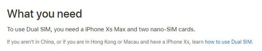 Người dùng ở Việt Nam khó mua được iPhone dùng 2 SIM - Ảnh 2.