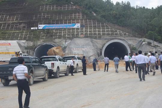 Hầm Cù Mông sẽ đưa vào hoạt động đầu năm 2019 - Ảnh 1.