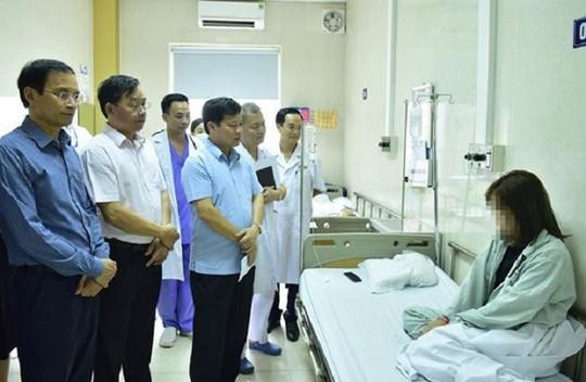 Phó Chủ tịch Hà Nội nói về việc thăm các nạn nhân vụ 7 người chết sau nhạc hội - Ảnh 1.