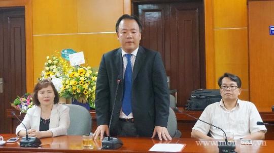 Chánh Văn phòng Bộ Công Thương làm tổng cục trưởng Tổng cục Quản lý thị trường - Ảnh 1.