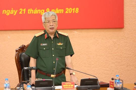 Tướng Nguyễn Chí Vịnh: Bệnh viện dã chiến rời Việt Nam làm nhiệm vụ gìn giữ hòa bình LHQ ngày 1-10 - Ảnh 2.