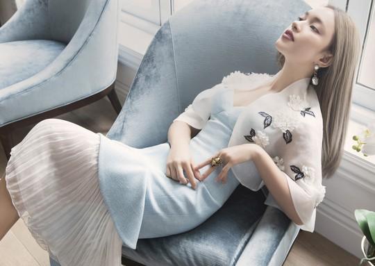 Qua tay Công Trí, fashionista 9X Châu Bùi càng lột xác - Ảnh 5.