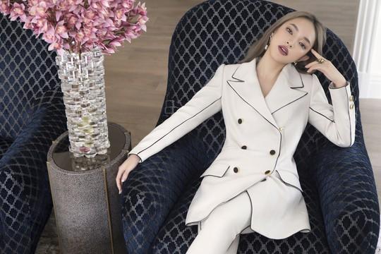 Qua tay Công Trí, fashionista 9X Châu Bùi càng lột xác - Ảnh 3.