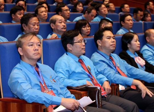 Khai mạc ngày hội lớn của giai cấp công nhân Việt Nam - Ảnh 5.