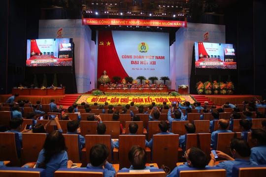 Khai mạc ngày hội lớn của giai cấp công nhân Việt Nam - Ảnh 1.