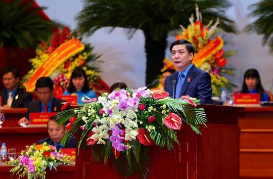 Bầu Ban Chấp hành Tổng LĐLĐ Việt Nam khóa XII - Ảnh 1.