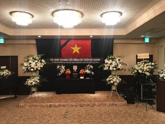 Lãnh đạo nước ngoài đến Đại sứ quán viếng Chủ tịch nước Trần Đại Quang - Ảnh 7.