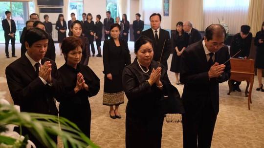 Lãnh đạo nước ngoài đến Đại sứ quán viếng Chủ tịch nước Trần Đại Quang - Ảnh 14.