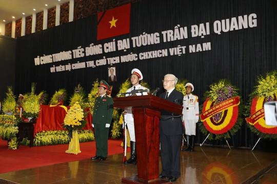 Tiếc thương Chủ tịch nước Trần Đại Quang - Ảnh 1.