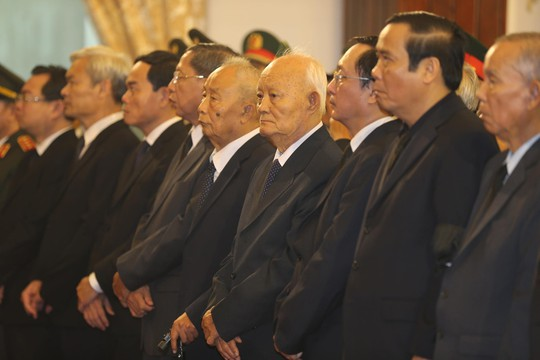 TP HCM: Hàng ngàn người dự Lễ truy điệu Chủ Tịch nước Trần Đại Quang - Ảnh 4.