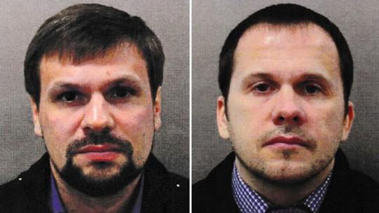 Vụ đầu độc cựu điệp viên ở Anh: Nghi phạm là đại tá Nga? - Ảnh 1.