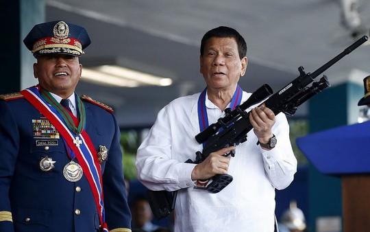 Lần đầu tới Israel, Tổng thống Philippines tìm kiếm thỏa thuận vũ khí - Ảnh 2.