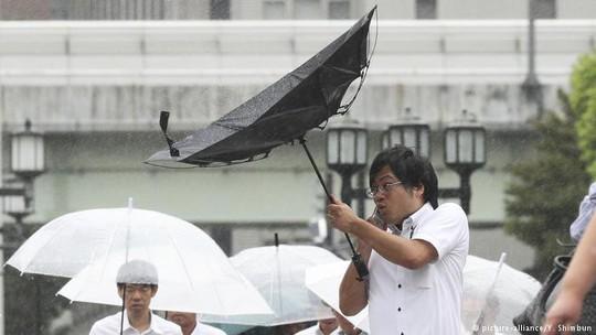 """Bão mạnh nhất 25 năm đổ bộ, Nhật Bản """"nín thở""""  - Ảnh 4."""