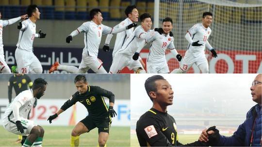 Quang Hải - Đức Huy, 2 ngôi sao mới nổi của VCK U23 châu Á - Ảnh 1.