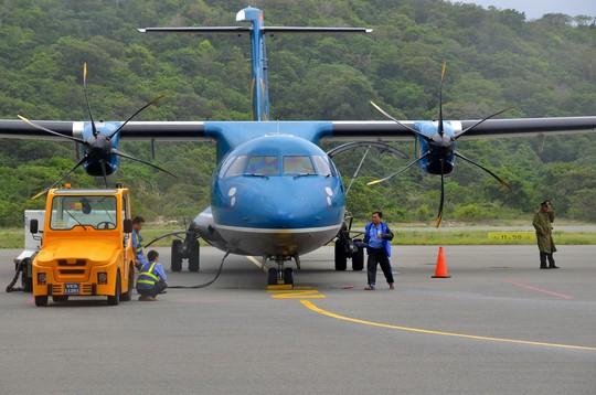 Tạo điều kiện để các hãng hàng không khai thác đường bay TP HCM - Côn Đảo - Ảnh 1.