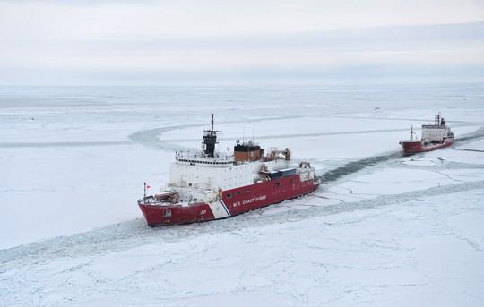 Tên lửa hành trình tới Bắc Cực - Ảnh 1.