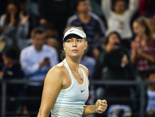 Sharapova lọt vào bán kết Giải Thâm Quyến mở rộng - Ảnh 3.