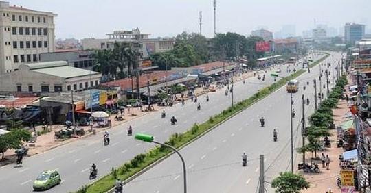 Hà Nội: Giá đất nền nhiều khu vực tăng 10% - ảnh 1