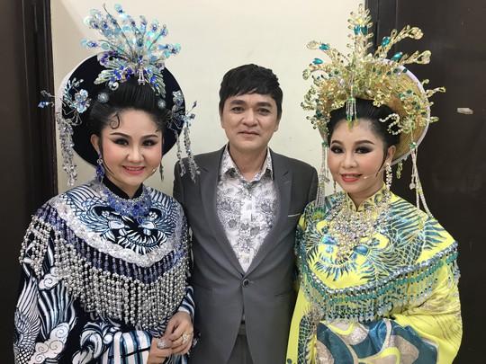 Noo Phước Thịnh mê đắm Câu thơ yên ngựa trên sân khấu Mai Vàng - Ảnh 5.