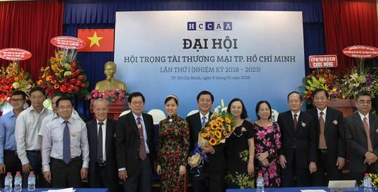 Thành lập Hội Trọng tài Thương mại TP HCM - Ảnh 2.