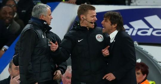 Căng thẳng giữa Mourinho – Conte leo thang - Ảnh 1.