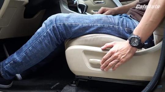 8 quy chuẩn về tư thế ngồi của lái xe - ảnh 1