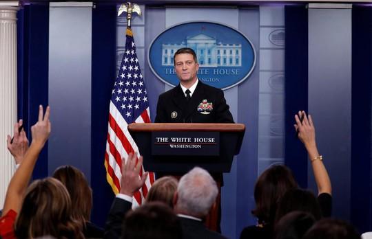 Ông Trump đạt điểm tuyệt đối về kiểm tra sức khỏe tâm thần - Ảnh 1.