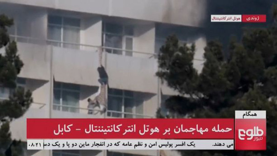 Tránh đám cưới, Taliban dời ngày tấn công khách sạn - Ảnh 4.