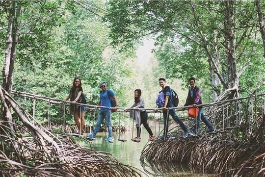 Điểm danh 4 khu sinh thái cực đẹp ngay gần Sài Gòn - Ảnh 11.