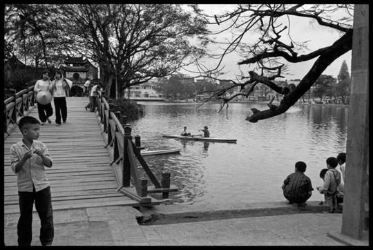 Thú vị diện mạo Hồ Gươm hơn 1 thế kỷ trước - Ảnh 14.