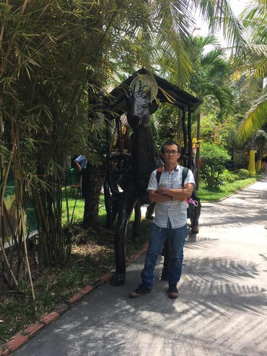 Điểm danh 4 khu sinh thái cực đẹp ngay gần Sài Gòn - Ảnh 4.