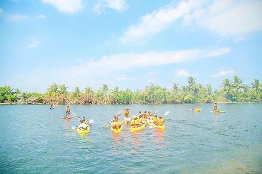 Điểm danh 4 khu sinh thái cực đẹp ngay gần Sài Gòn - Ảnh 5.