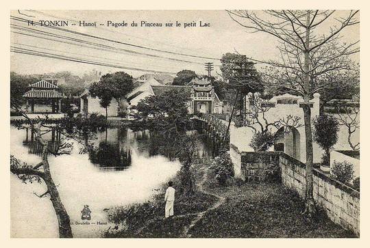 Thú vị diện mạo Hồ Gươm hơn 1 thế kỷ trước - Ảnh 7.