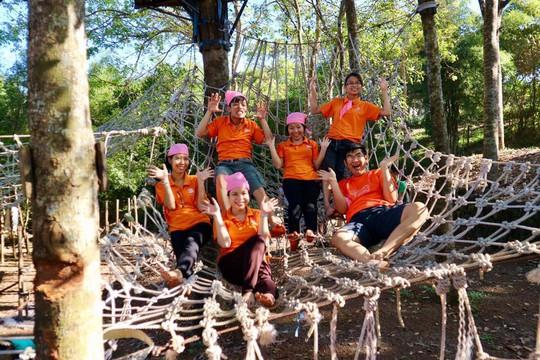 Điểm danh 4 khu sinh thái cực đẹp ngay gần Sài Gòn - Ảnh 9.