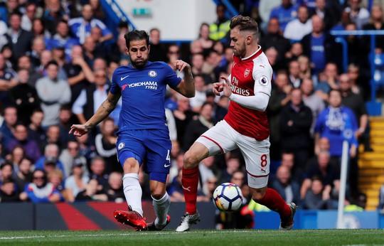 Đại chiến buồn của Arsenal - Ảnh 1.