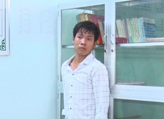 Gã trai đồi bại vào chùa hiếp dâm bé gái 8 tuổi - Ảnh 1.