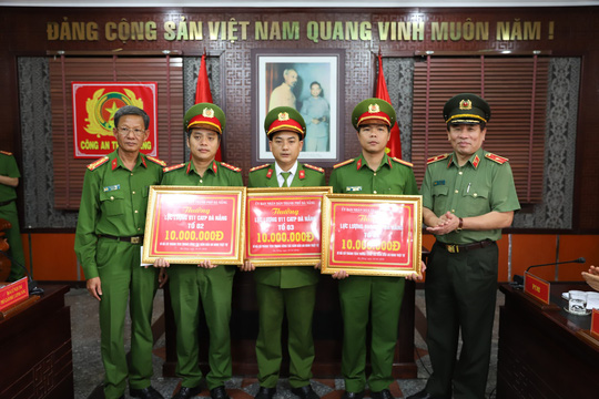 Đà Nẵng: Xem xét kỷ luật trưởng công an phường vì chống lệnh giám đốc - Ảnh 2.