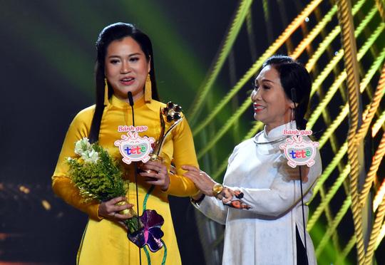 Trao giải Mai Vàng lần thứ 24-2018: Chiến thắng của những gương mặt mới - Ảnh 1.